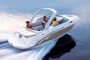 Speed boat on water-7 To Dos when returning to Florida-Sunset Air and Home Services-Fort Myers-300x201jpg