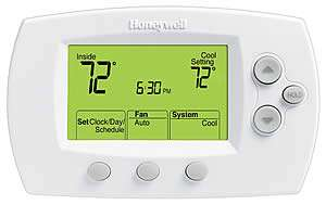 Honeywell FocusPRO 6000 Programmable Thermostats - Sunset Air and Home Services - Fort Myers