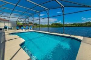 Florida pool home-the size of your Florida HVAC matters (Part 2)-Sunset Air Home and Home Services-Fort Myers-300x200