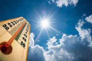 thermometer increasing next to hot sun in sky-How to Improve Indoor Air Quality-Part 1 Sunset Air Home and Home Services-Fort Myers-300x200.jpg